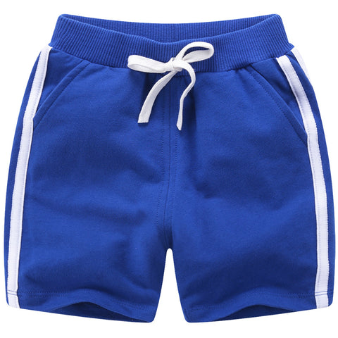 Boy Cotton Shorts