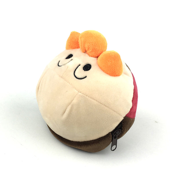 Baby Plush Doll Bread Superman Jumping Ball