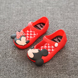Girls Mickey Sandals