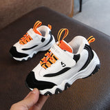 Girl Black Sports Shoes