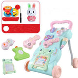Baby Anti-rollover Education Puzzle Walker