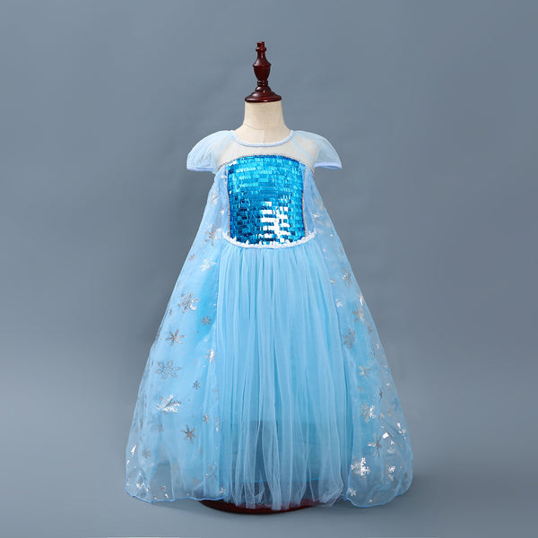 Girl Aisha Princess Dress