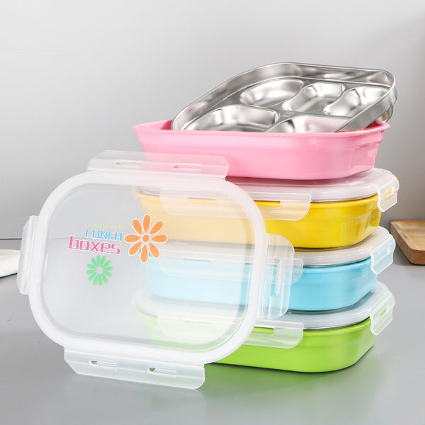Kids Stainless Steel Insulated Lunch Box