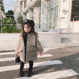 Girls Long Coats for Autumn or Winter