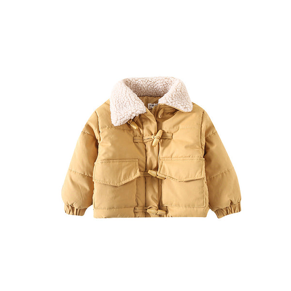 Girl Warm Cotton Clothing