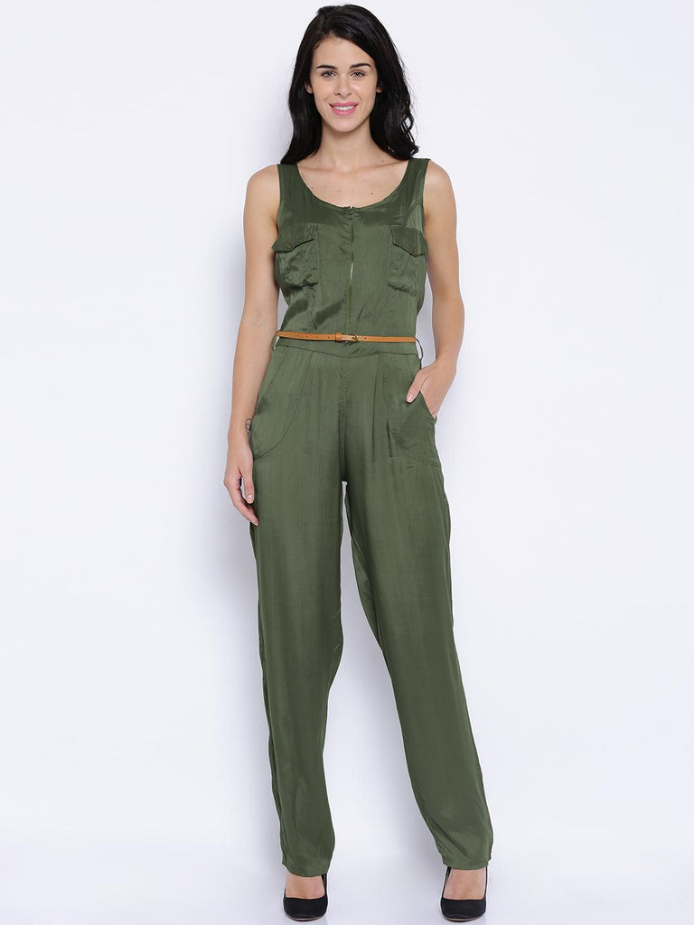 367a2b273a38 ONLY Olive Green Jumpsuit – similar recommendations