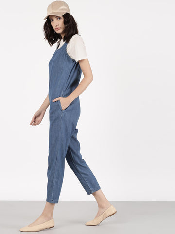 ether Blue Indigo Jumpsuit