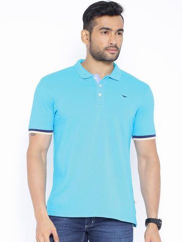 Park Avenue Blue Polo T-shirt