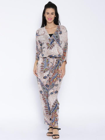 ONLY Multicoloured Printed Jumpsuit
