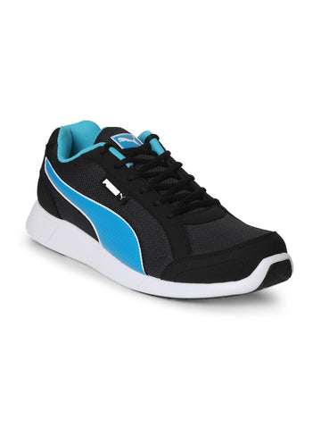 Puma Men Black Electro 2 Sneakers