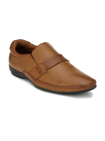 BBT Men Tan Loafers