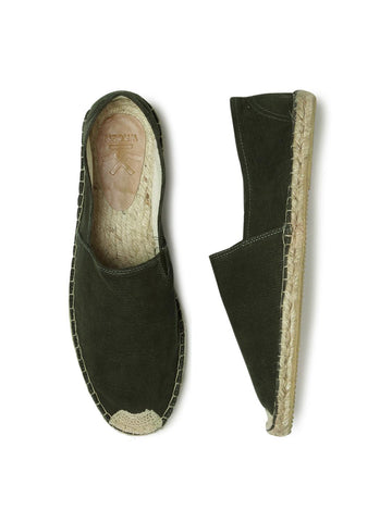 WROGN Men Green Espadrilles
