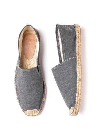 WROGN Men Charcoal Grey Espadrilles
