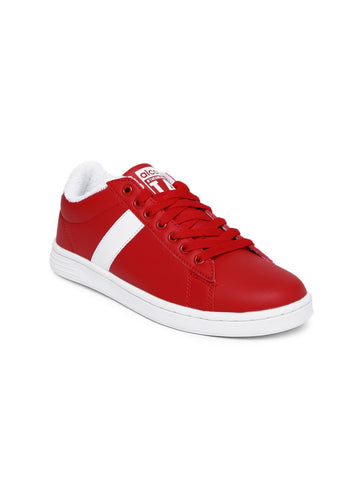 ALCOTT Women Red Scarpa Basica Sneakers