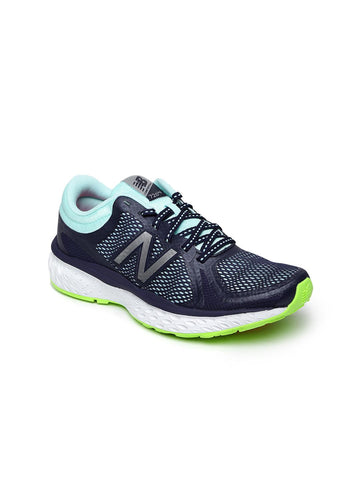 New Balance Women Navy Blue 720 Printed Running Shoes