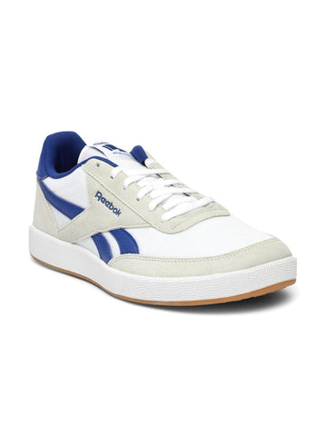 Reebok Classic Men Off-White Royal Bonoco Sneakers