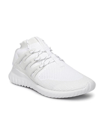 Adidas Originals Men White TUBULAR NOVA PK Running Shoes