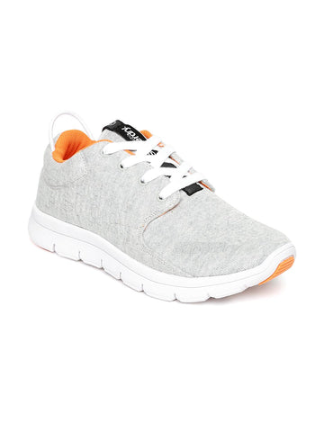 Superdry Men Grey SCUBA RUNNER Solid Sports Shoes