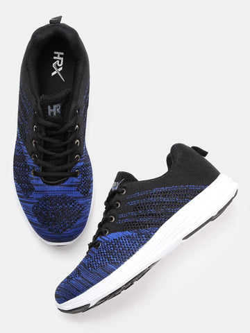 HRX by Hrithik Roshan Women Navy Blue & Black Running Shoes