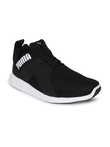 Puma Unisex Black Zod Runner IDP Running Shoes