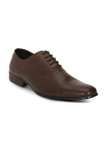 Bond Street By Red Tape Men Brown Formal Shoes
