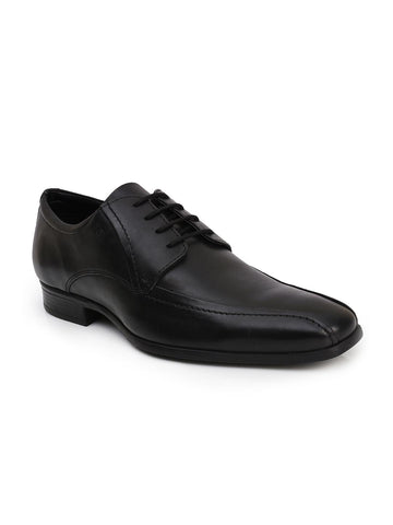 CORE ESPANA Men Black Formal Derbys