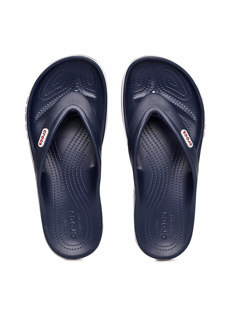 993e730f623a Crocs Unisex Navy Blue Solid Thong Flip-Flops – similar recommendations