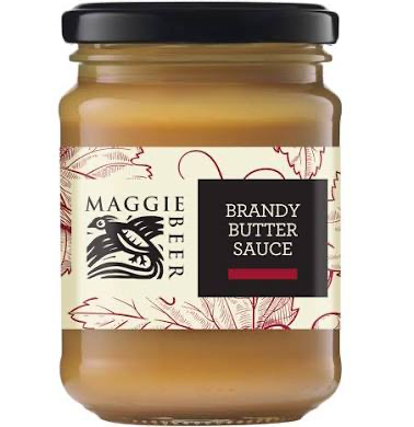 Brandy Butter by Maggi Beer
