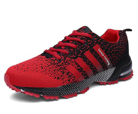 Breatable running shoe unisex