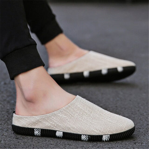 Men Casual Shoes Summer Outdoor Shoes Adult Footwear  Male  Driving Shoes