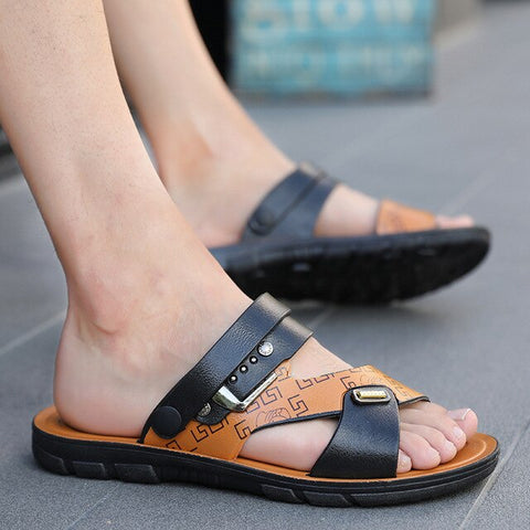 Sandals Sliders Shoes Outdoor Open-toe Casual