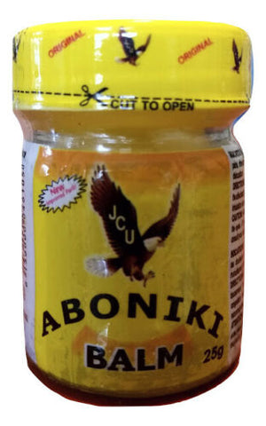 Aboniki Balm for Muscle Relief and Pain, 25g, x1