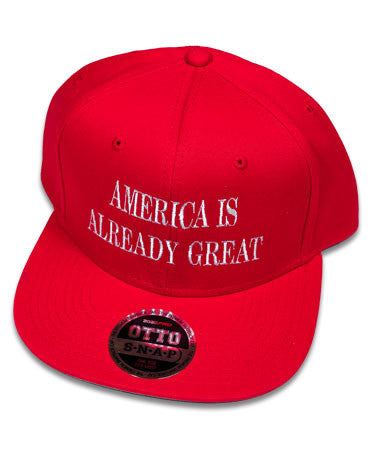 """Already Great"" Red Hat"