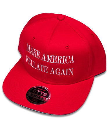 """Fellate"" Red Hat"