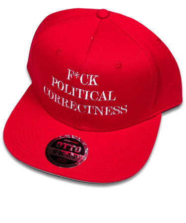 """Political Correctness"" Red Hat"