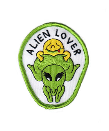 """Alien Lover"" by Wizard Skull"