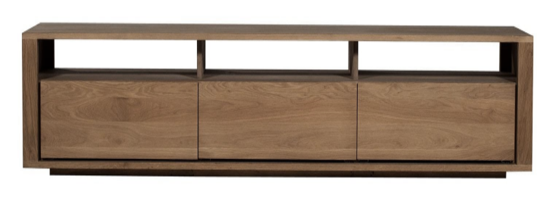 GAP TV Unit 3 Drawer High