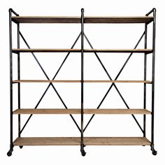 Horizon Bookcase Large