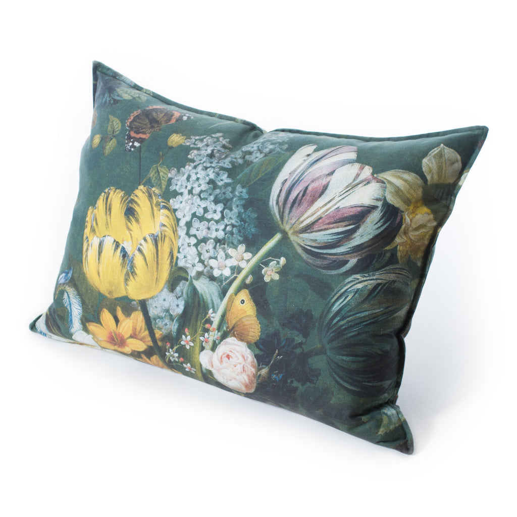 Blooming Marvelous Cushion
