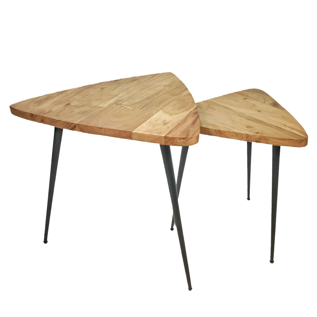 Triangle Side Tables