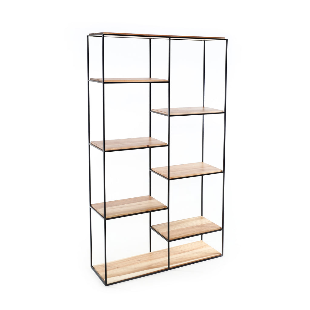 Steel Levels Shelf