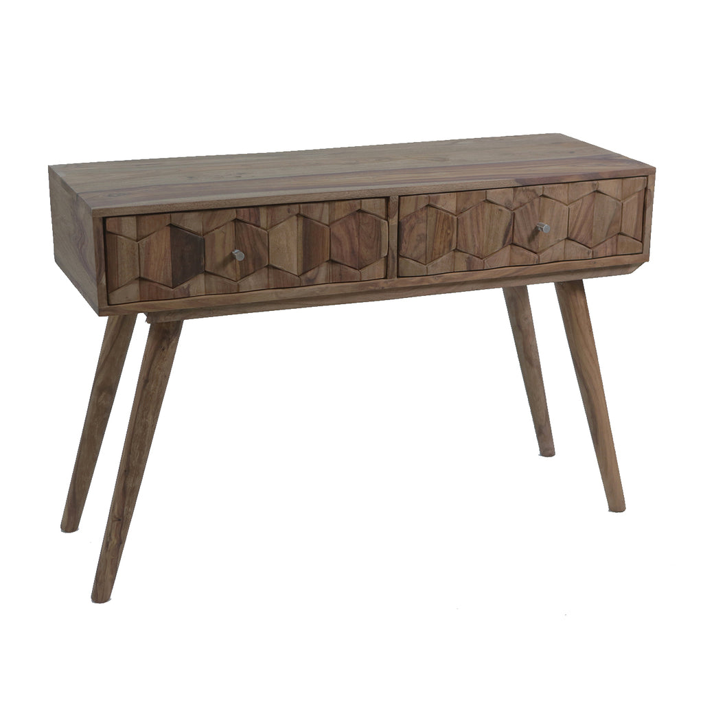 Console Table - Two Drawer