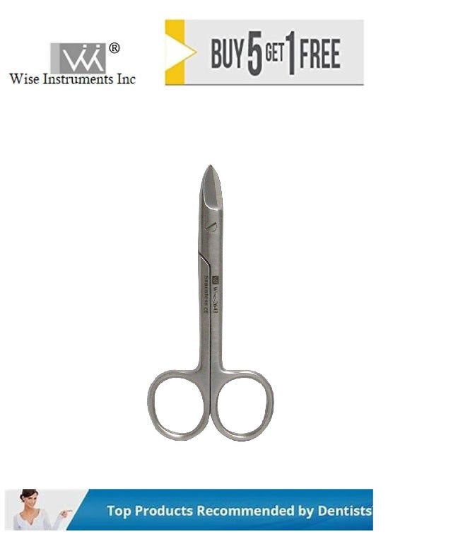 Crown Scissor, Straight, 12cm