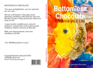 BOTTOMLESS CHOCOLATE - Paperback, Audiobook, Ebook