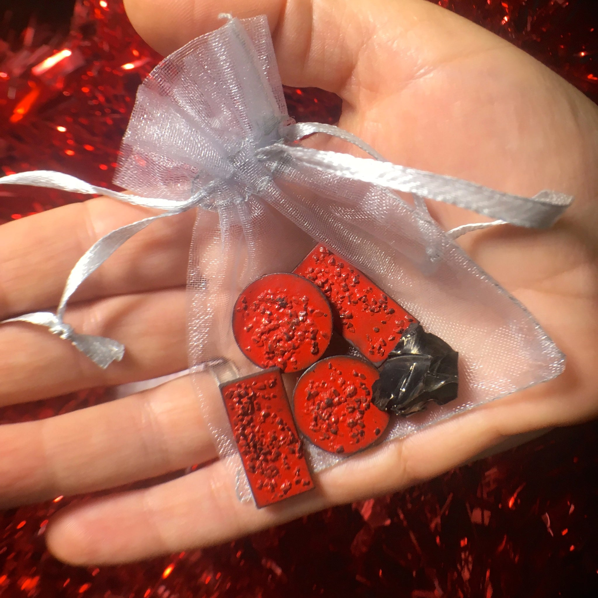 Shungite Gift Bag - (FREE with coupon while stocks last