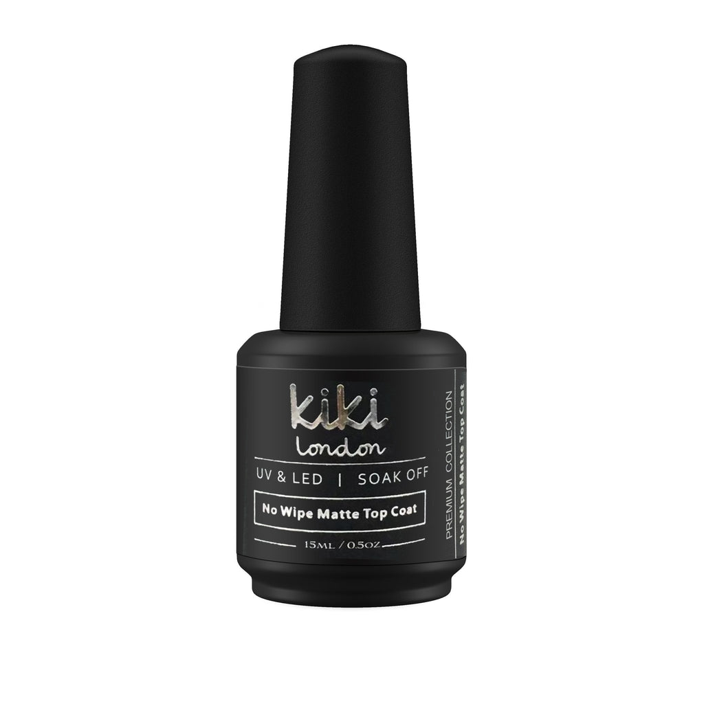 Premium No Wipe Matte Top Coat 15ml
