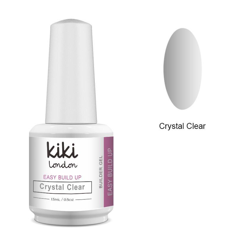 Easy Build Up Builder Gel Crystal Clear 15ml