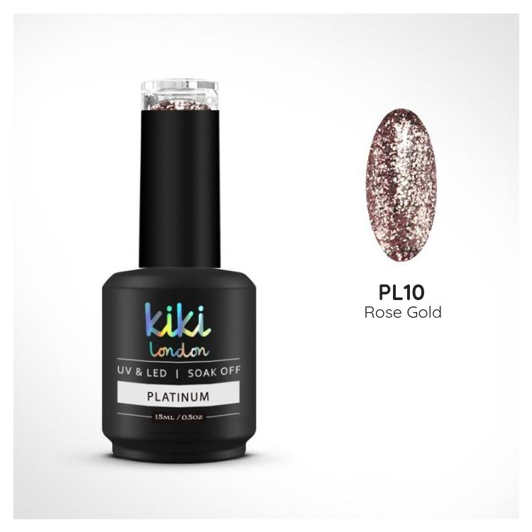 Platinum Rose Gold 15ml