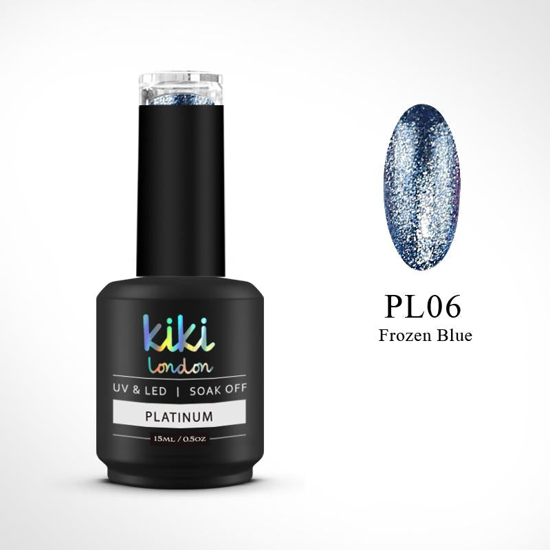 Platinum Frozen Blue 15ml