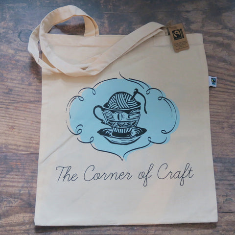 The Corner of Craft Tote Bag